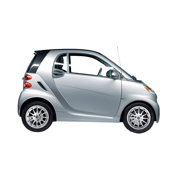 smart for two silverline